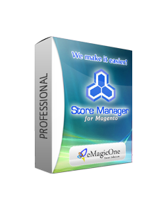 Magento Store Manager Professional 1 Licenza